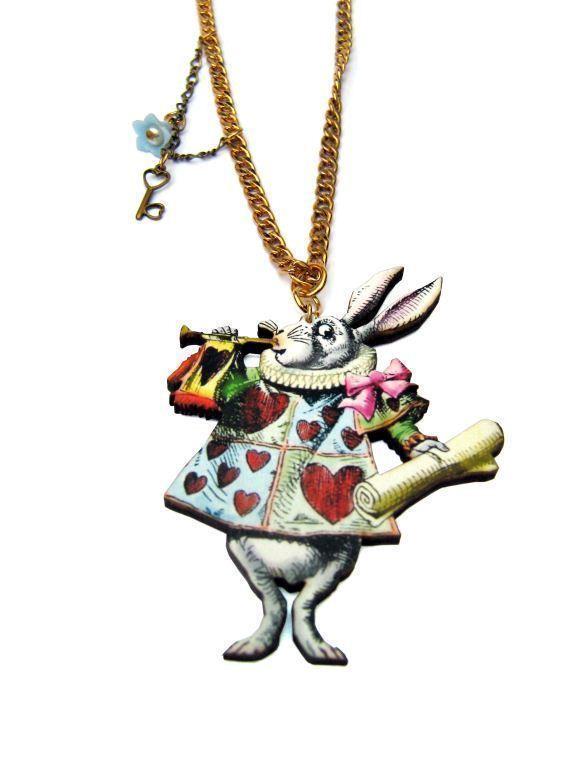 שרשרת אליס בארץ הפלאות- הארנב