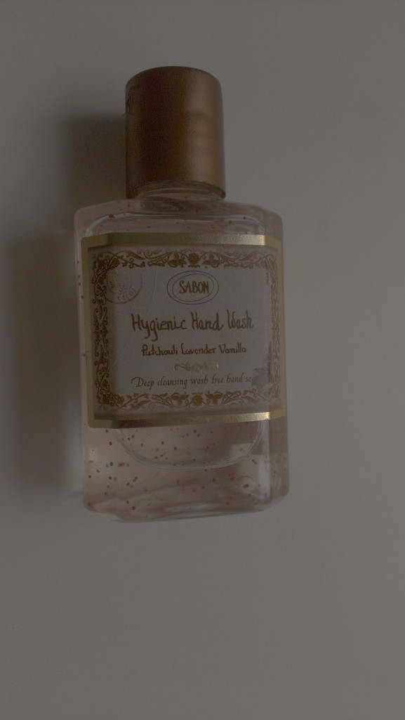 סבון ידיים